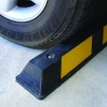Wheel Stop (BLACK YELLOW) 14KG